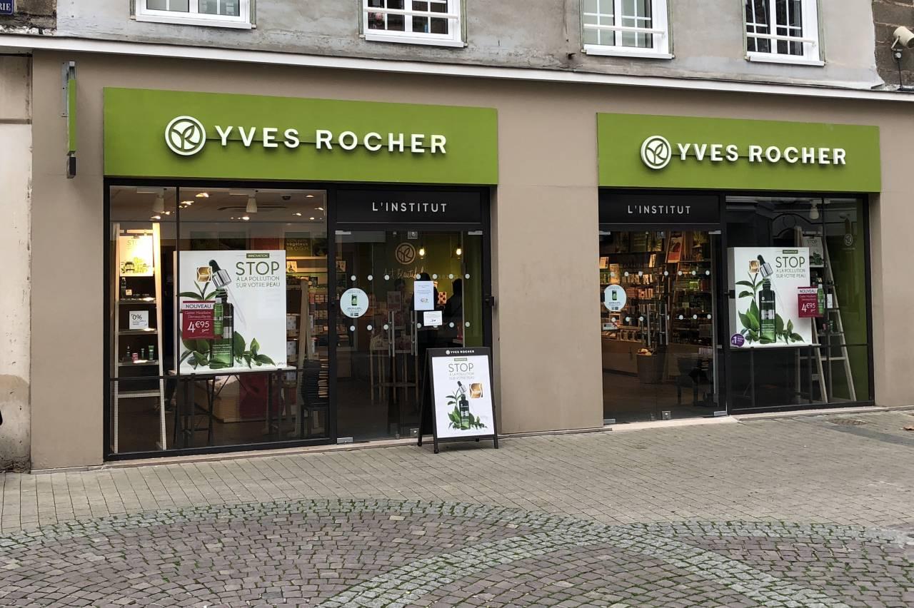 Yves Rocher Myymälät
