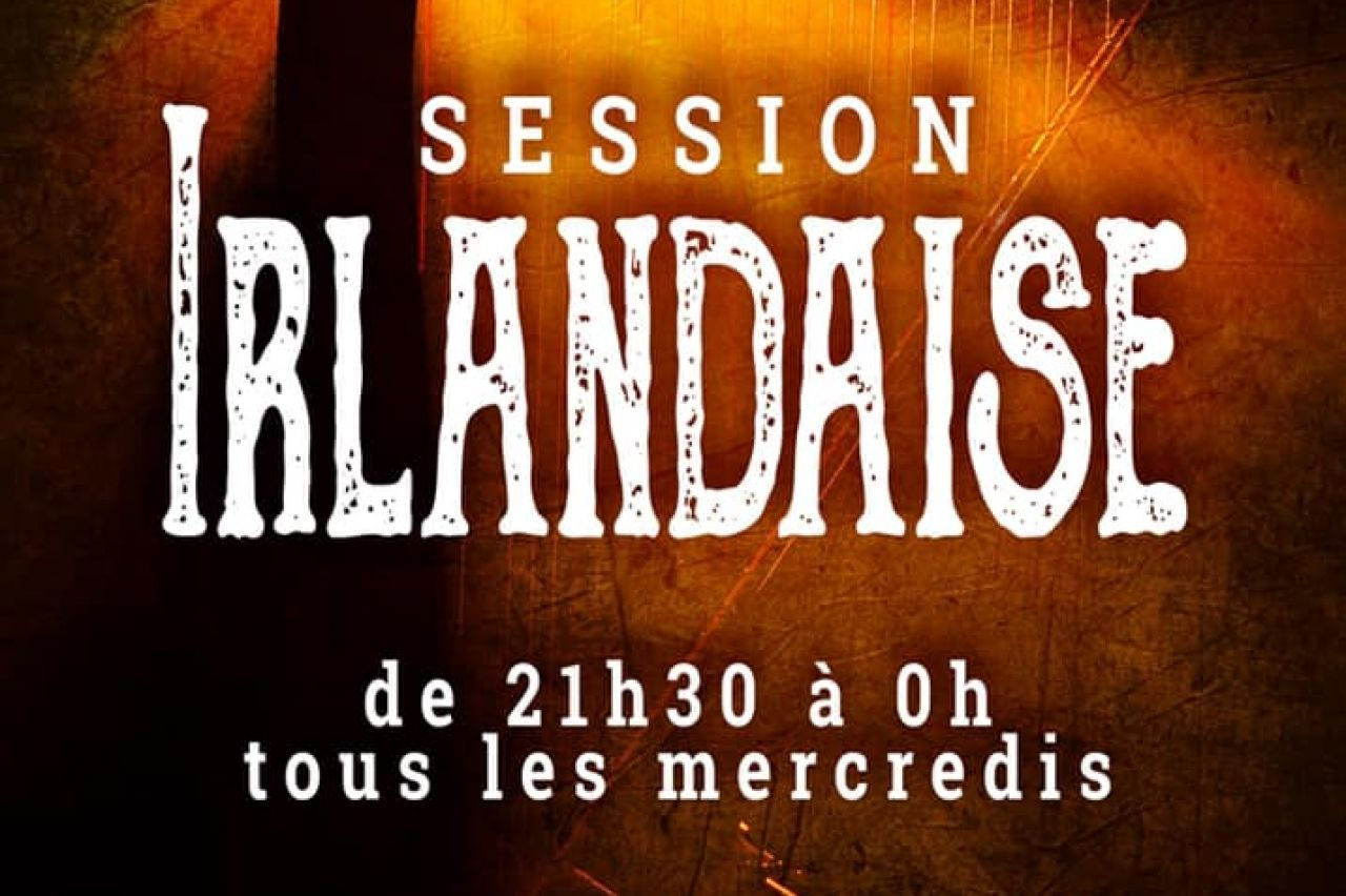 Saint-Brieuc : Session irlandaise