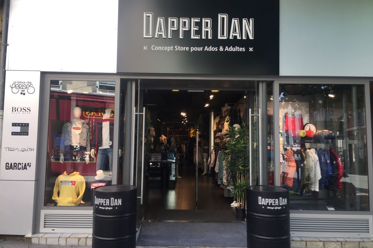 DAPPER DAN - Saint-Brieuc : Ventes privées