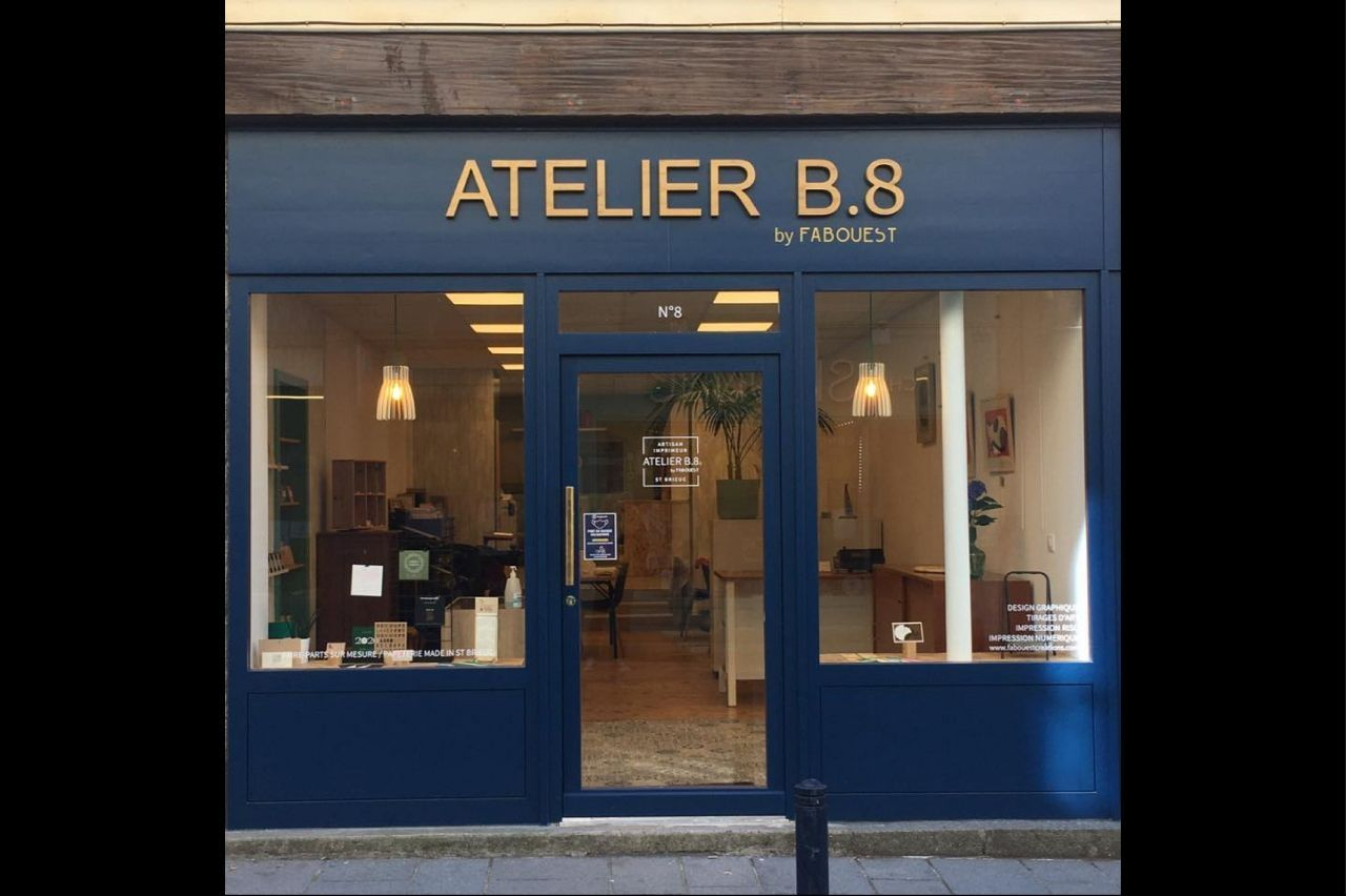 Atelier B8 by Fabouest - Click & collect