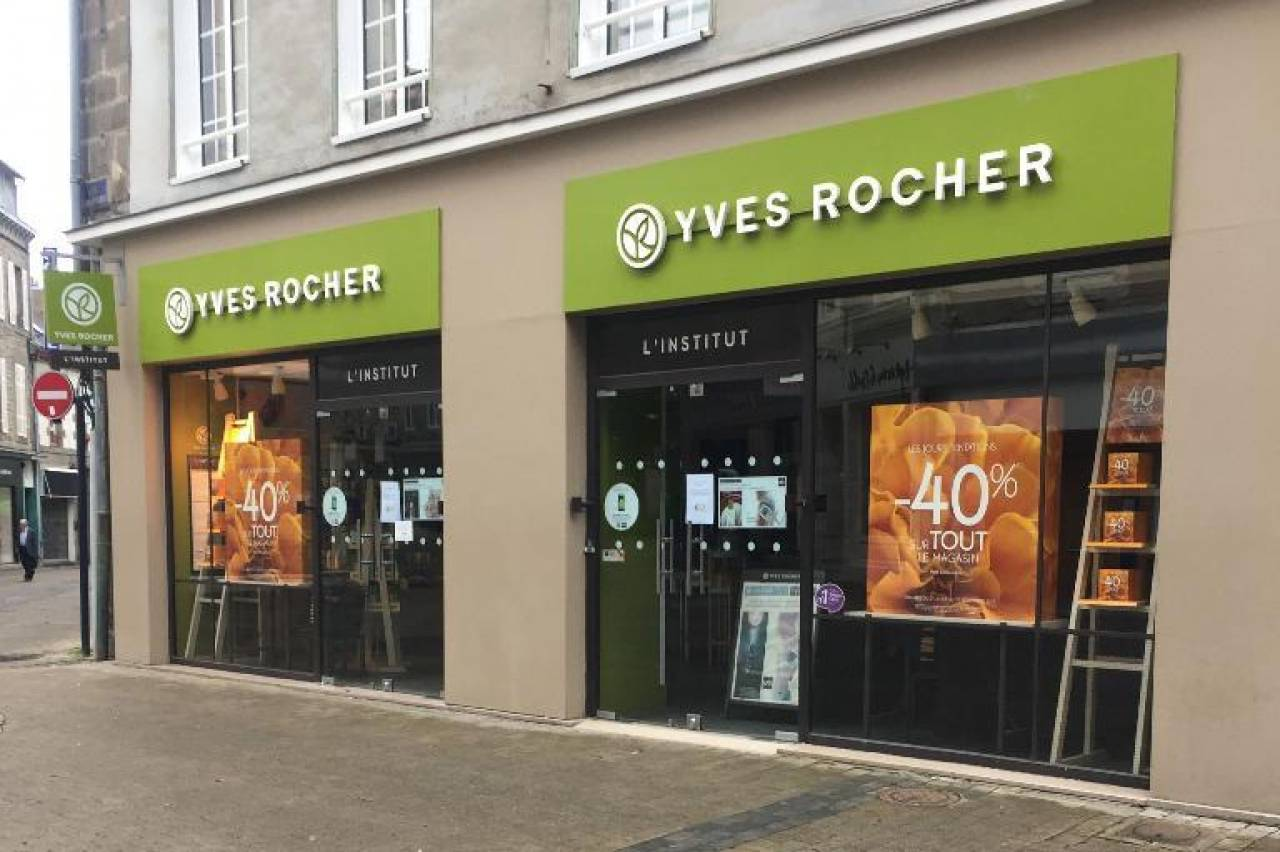YVES ROCHER - Promotions