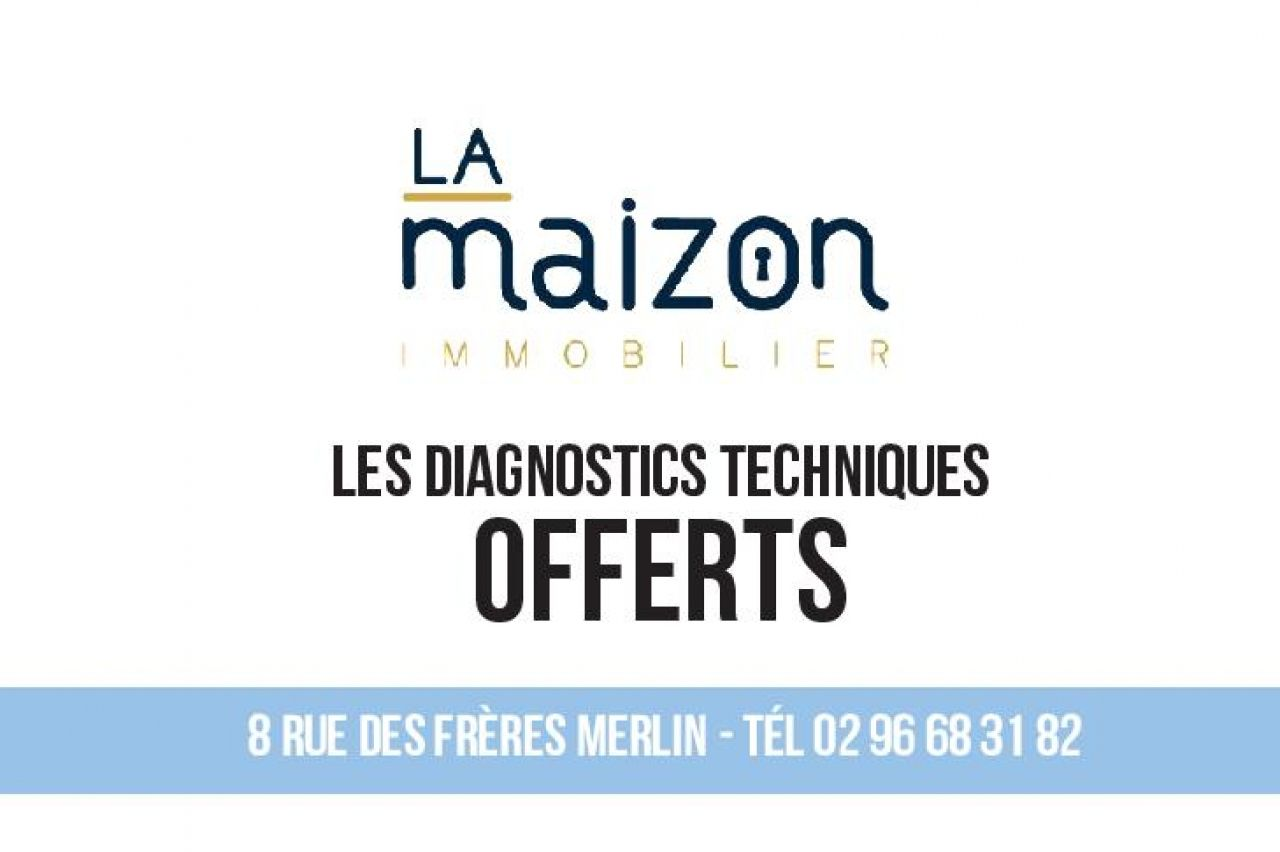 La Maizon Immobilier - Diagnostics offerts