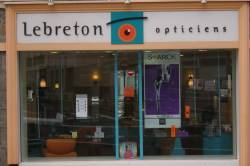 LEBRETON OPTICIENS - Optique / Photo / Audition Saint-Brieuc